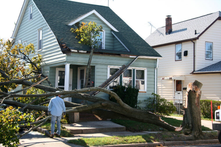 storm damage insurance claims