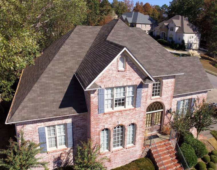 Hoover Roof Replacement