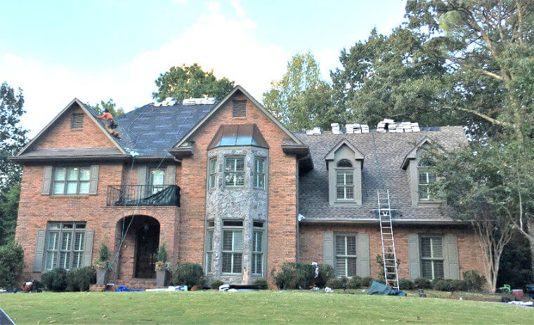 Insurance Claim For Roof Replacement In Vestavia Alabama