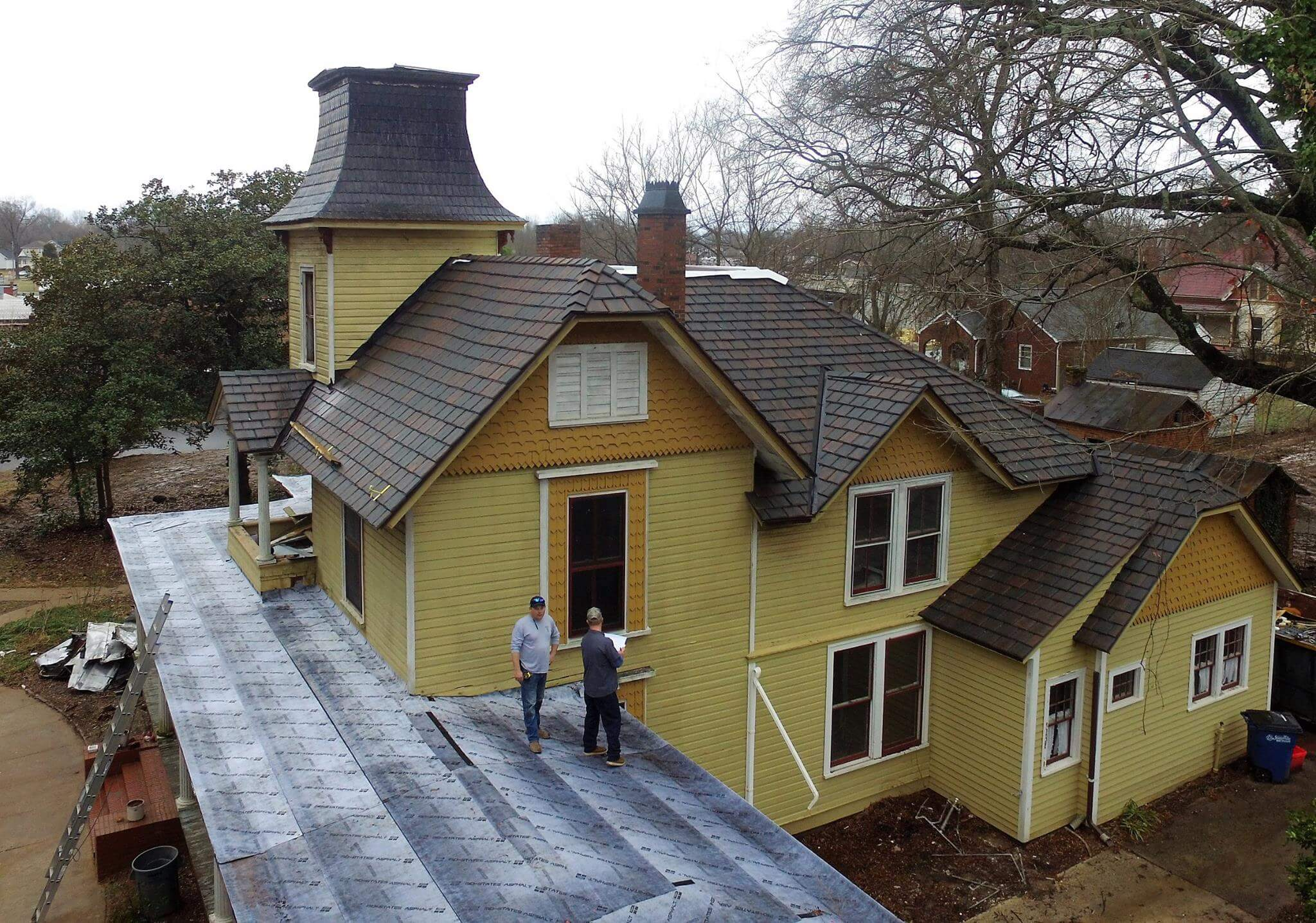 1 Roofing Contractors Indianapolis Roof Replacement