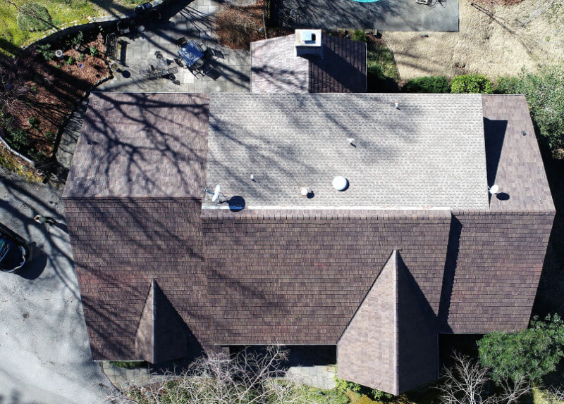 cedar shake roof replacement