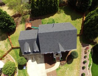 roof replacement cary north carolina