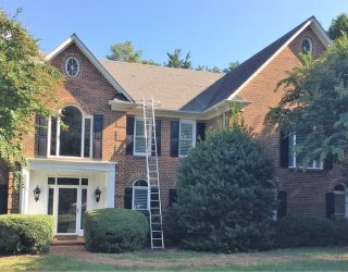 Before Expert Roofers Charlotte North Carolina