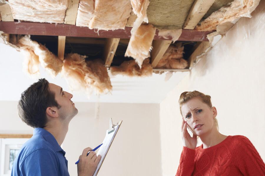 Roofing Damage Carmel Indiana