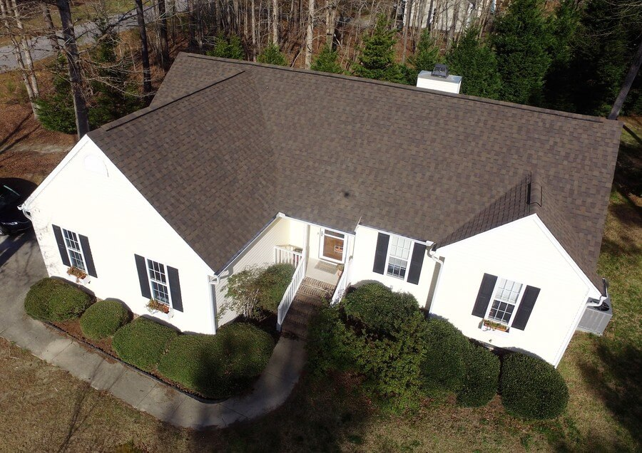 Youngsville NC Roof Replacement Authentic Restoration