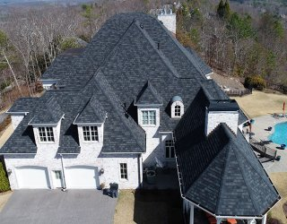 Birmingham New Roof Installation