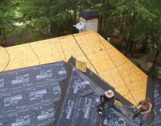 Zionsville Indiana Roof Restoration