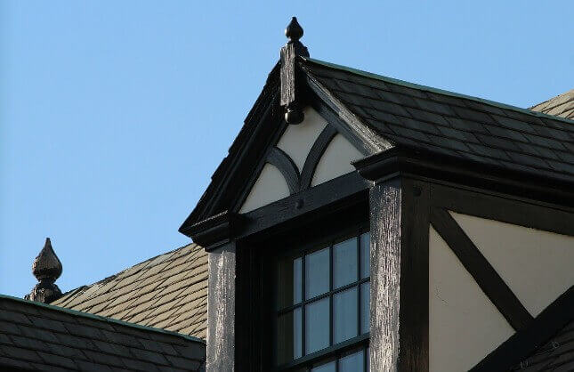 new slate roof authentic restoration