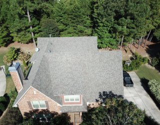 asphalt roof new