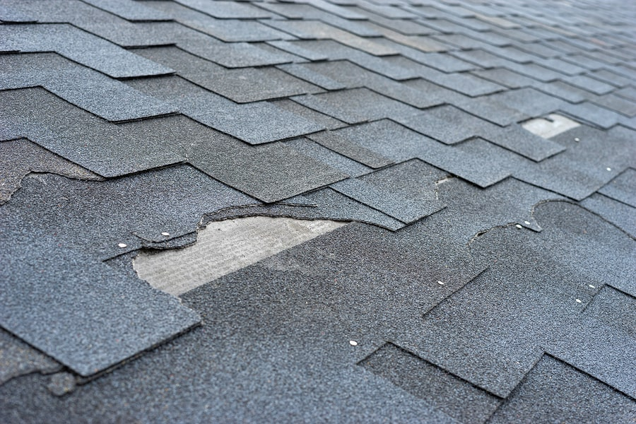 problems with roofing systems