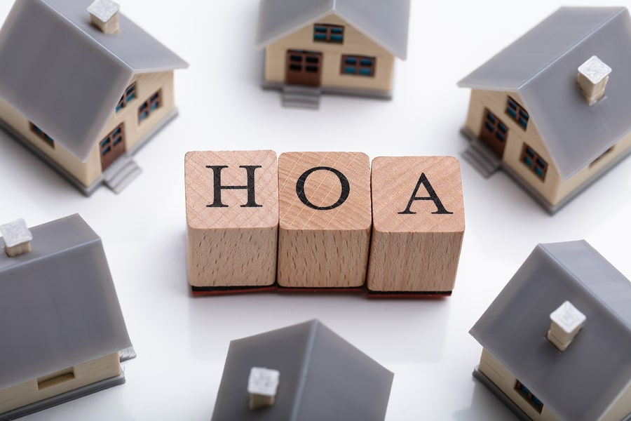 Dealing with Your HOA During a Roofing Project -min