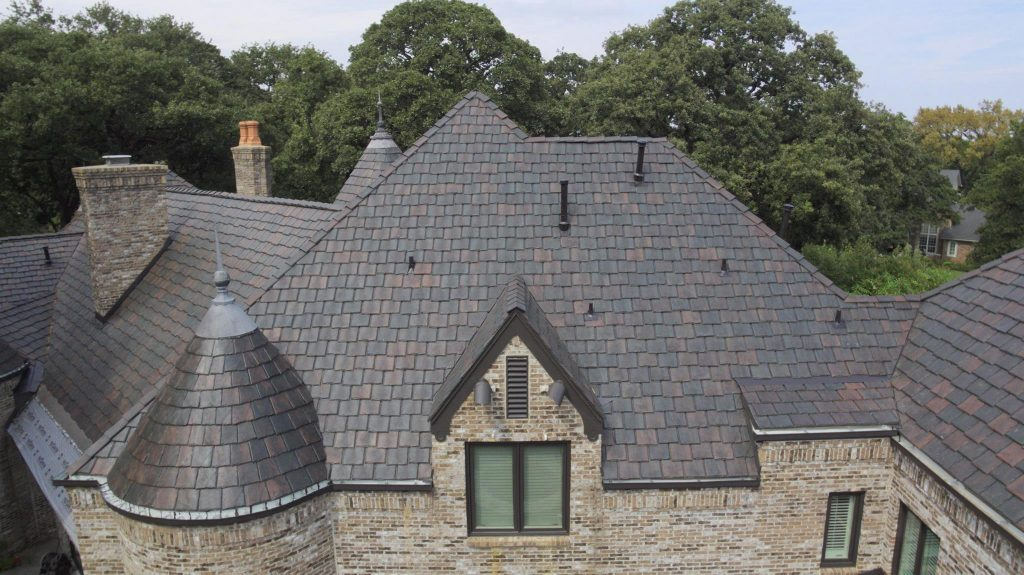 synthetic roof slate