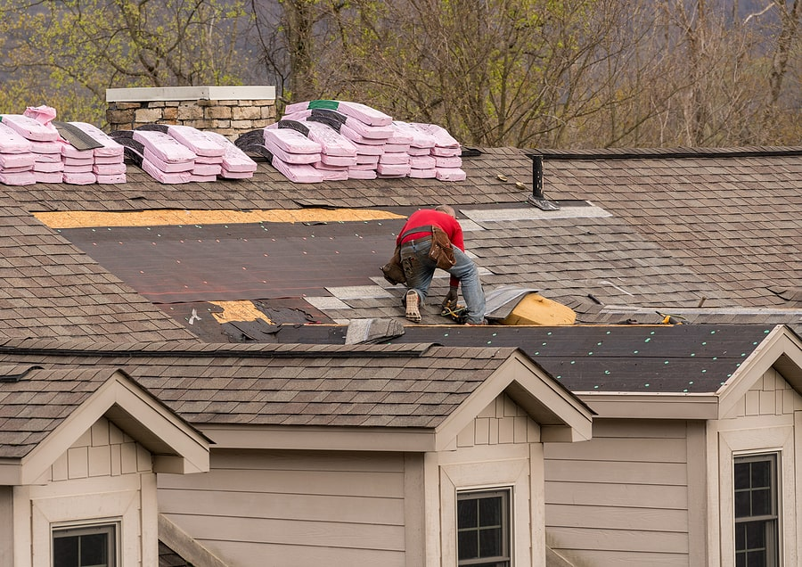 roof replacement considerations