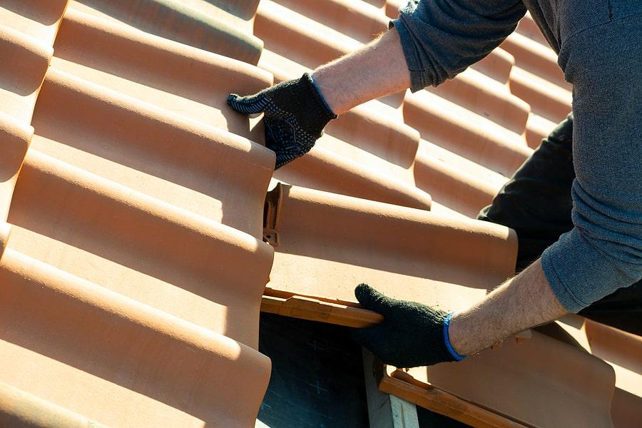 concrete roof problems