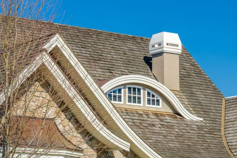 roof chimney inspection