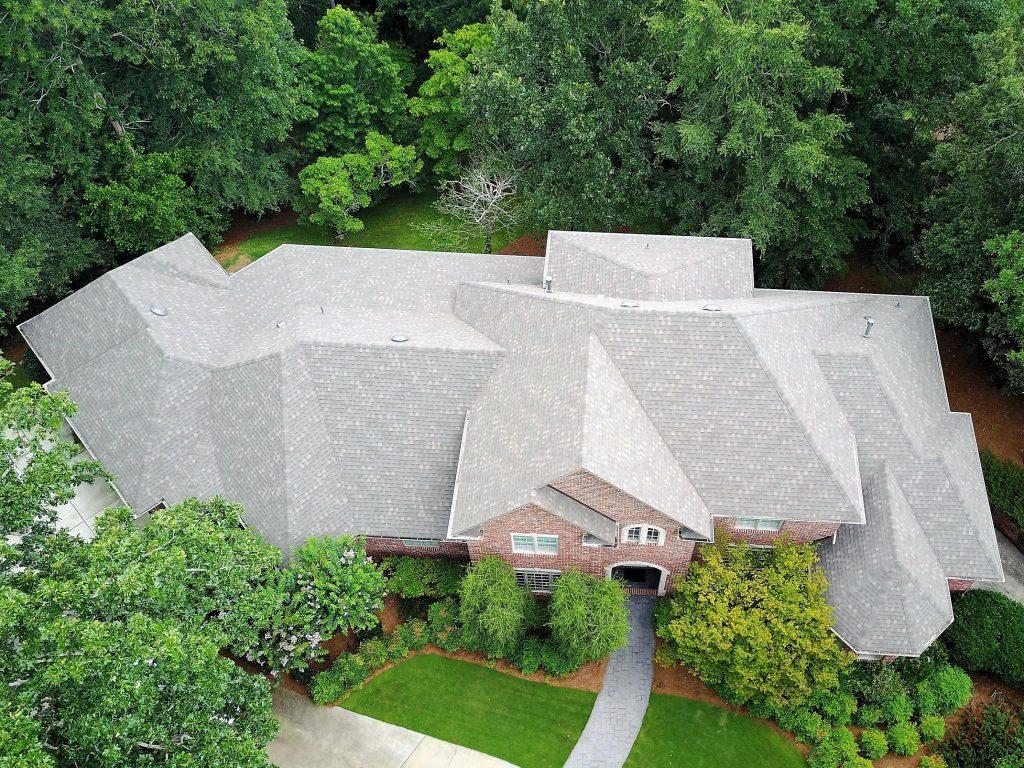 roof restoration after storm