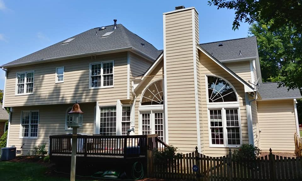 roofing contractors angier nc