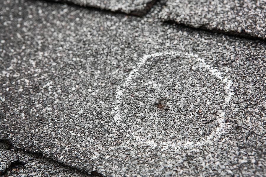 zionsville hail damaged roof